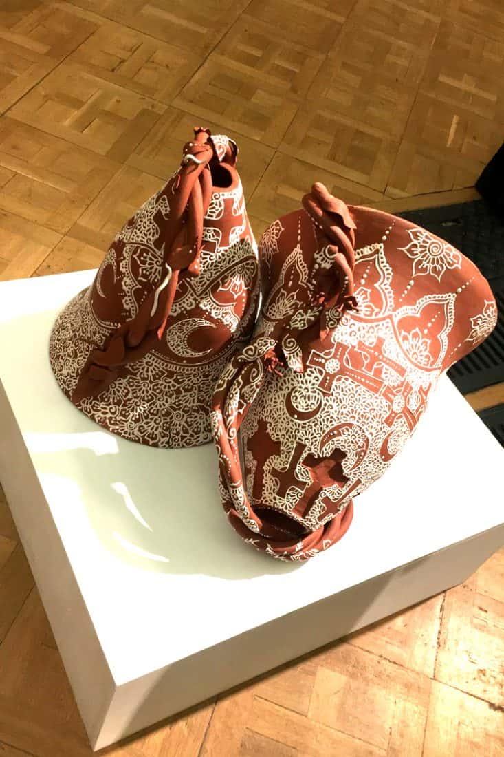 Aneesa Ali, Glass and Ceramics, Title. Harmony, image 1, 2019