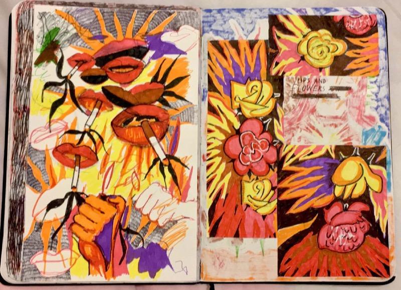 Madeline Woods / Foundation Art and Design / University of Sunderland