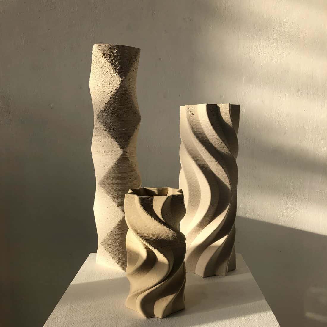 Jess Wright Glass and Ceramics Tile