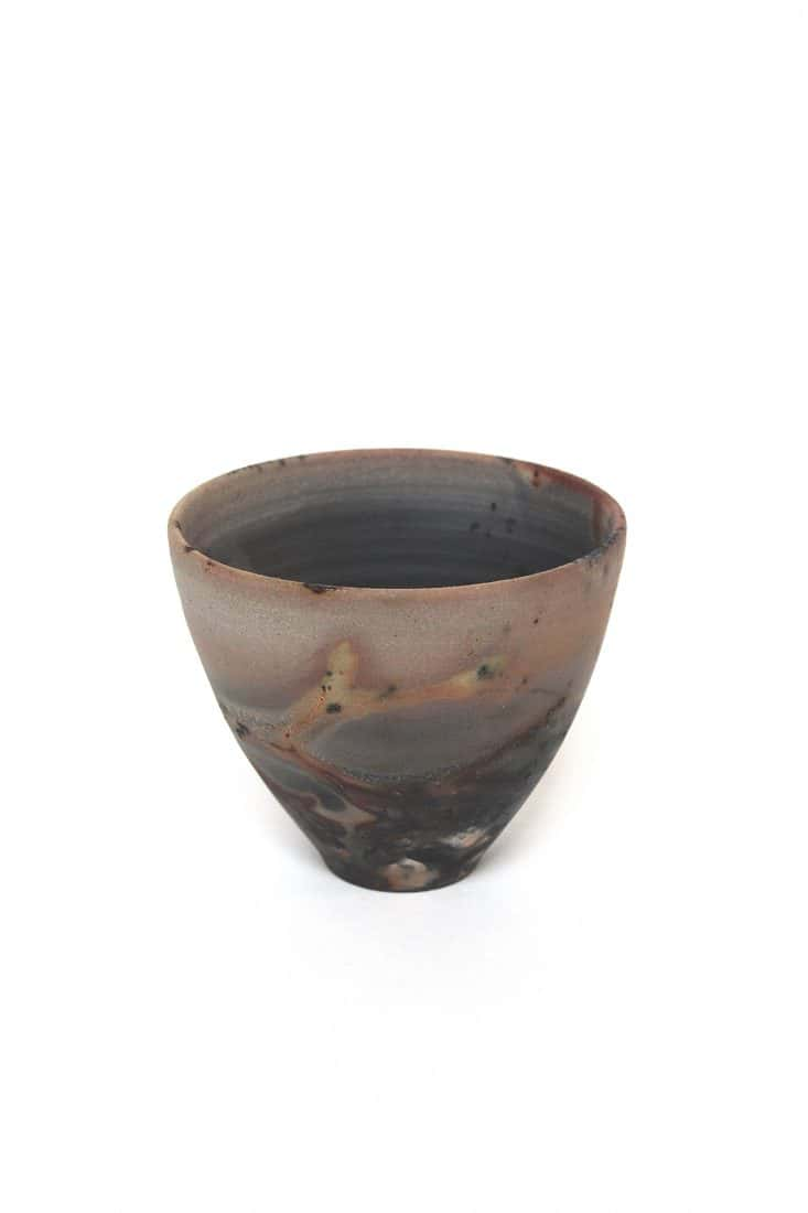 Lauren Frost, Glass and Ceramics, Title. Saggar Fired Cups image 4 2020