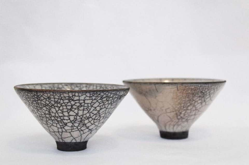 Lauren Frost, Glass and Ceramics, Title. Raku 2019 image 1