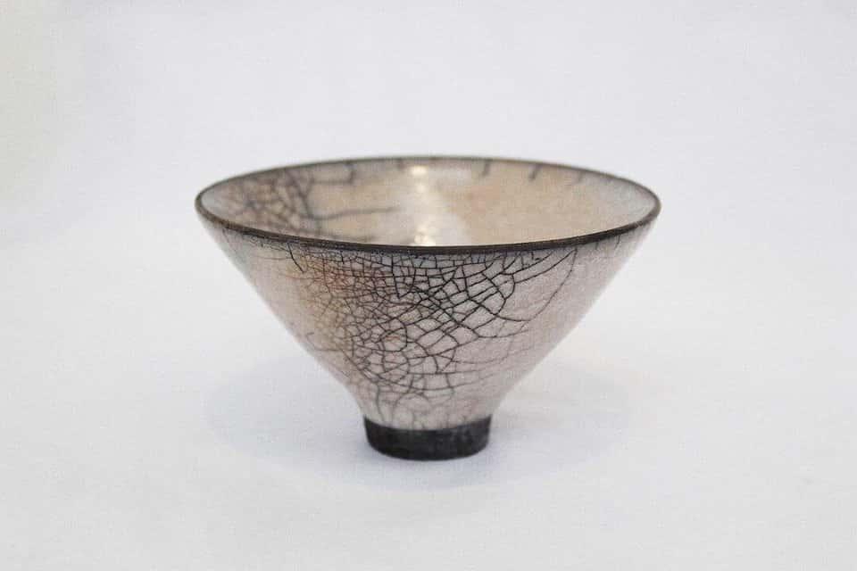 Lauren Frost, Glass and Ceramics, Title. Raku 2019 image 2