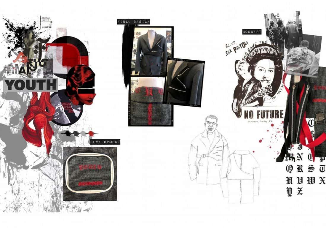 Megan Robinson Fashion Design and Promotion