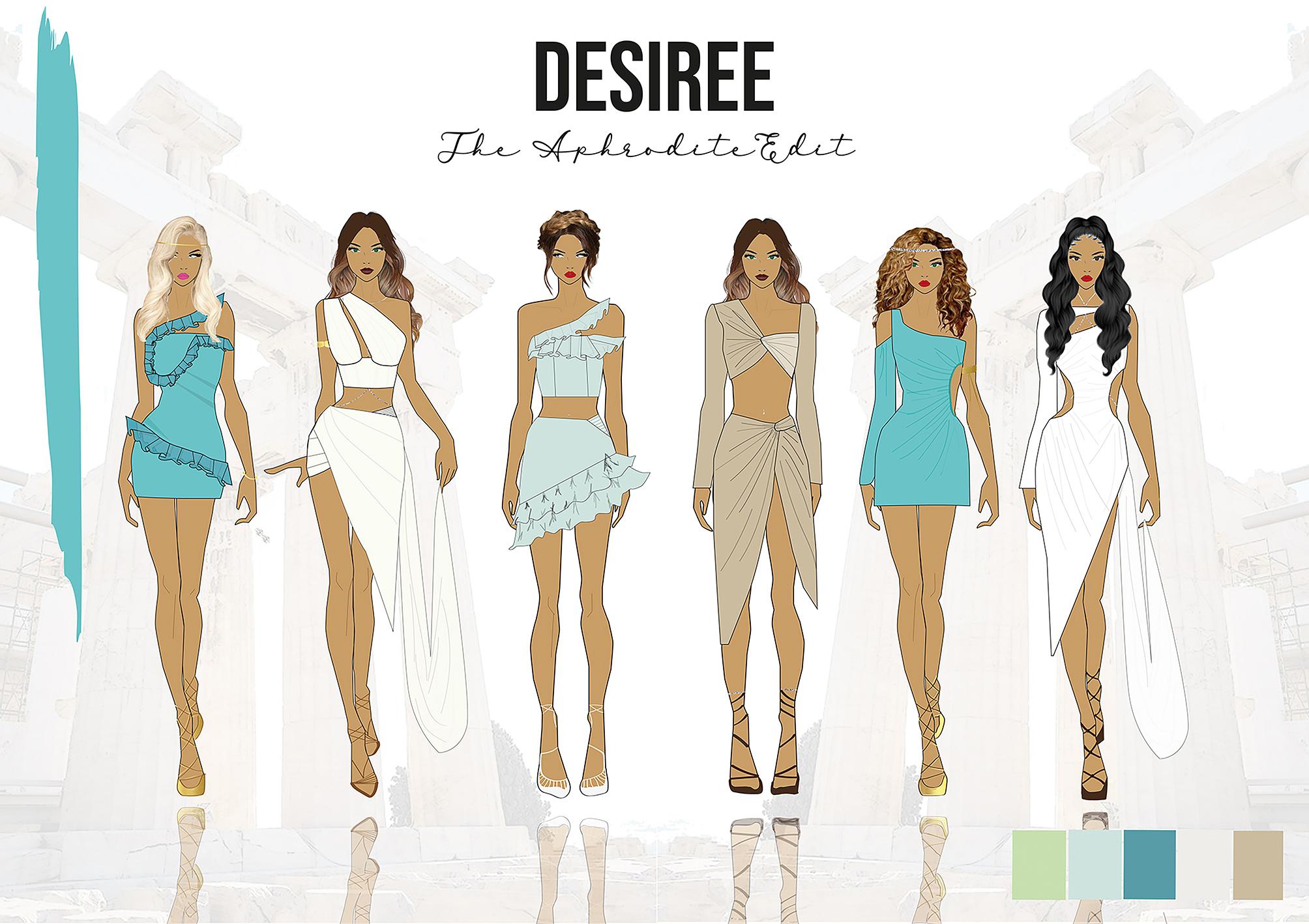 Theresa Beange Fashion Design and Promotion