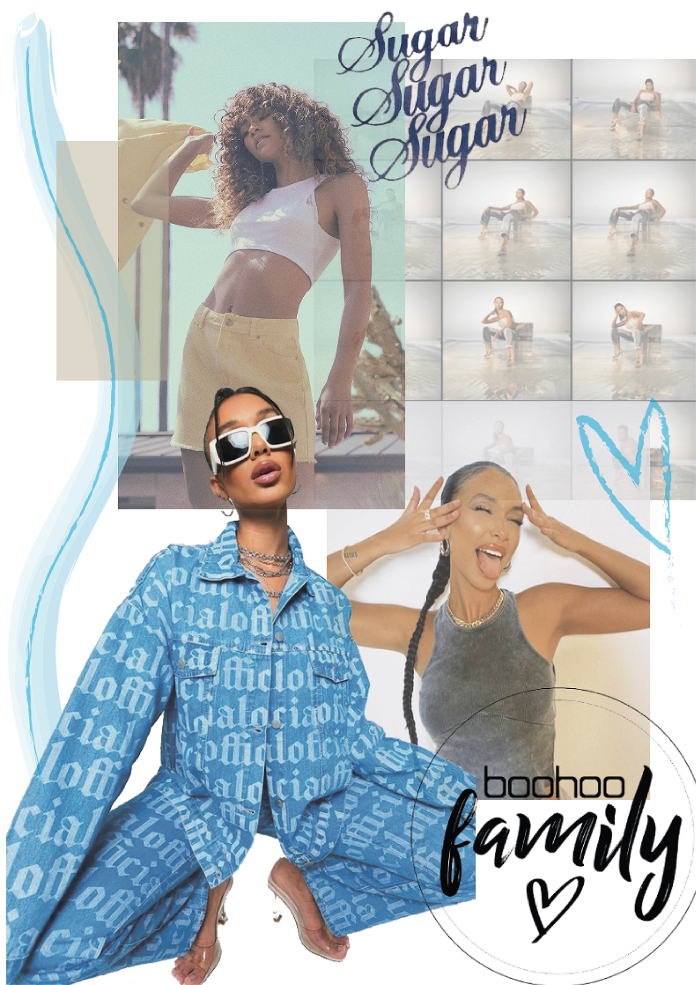 Emily Rowell Fashion Design and Promotion