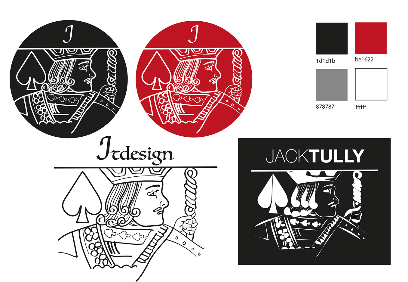 Jack Tully Graphics and Design