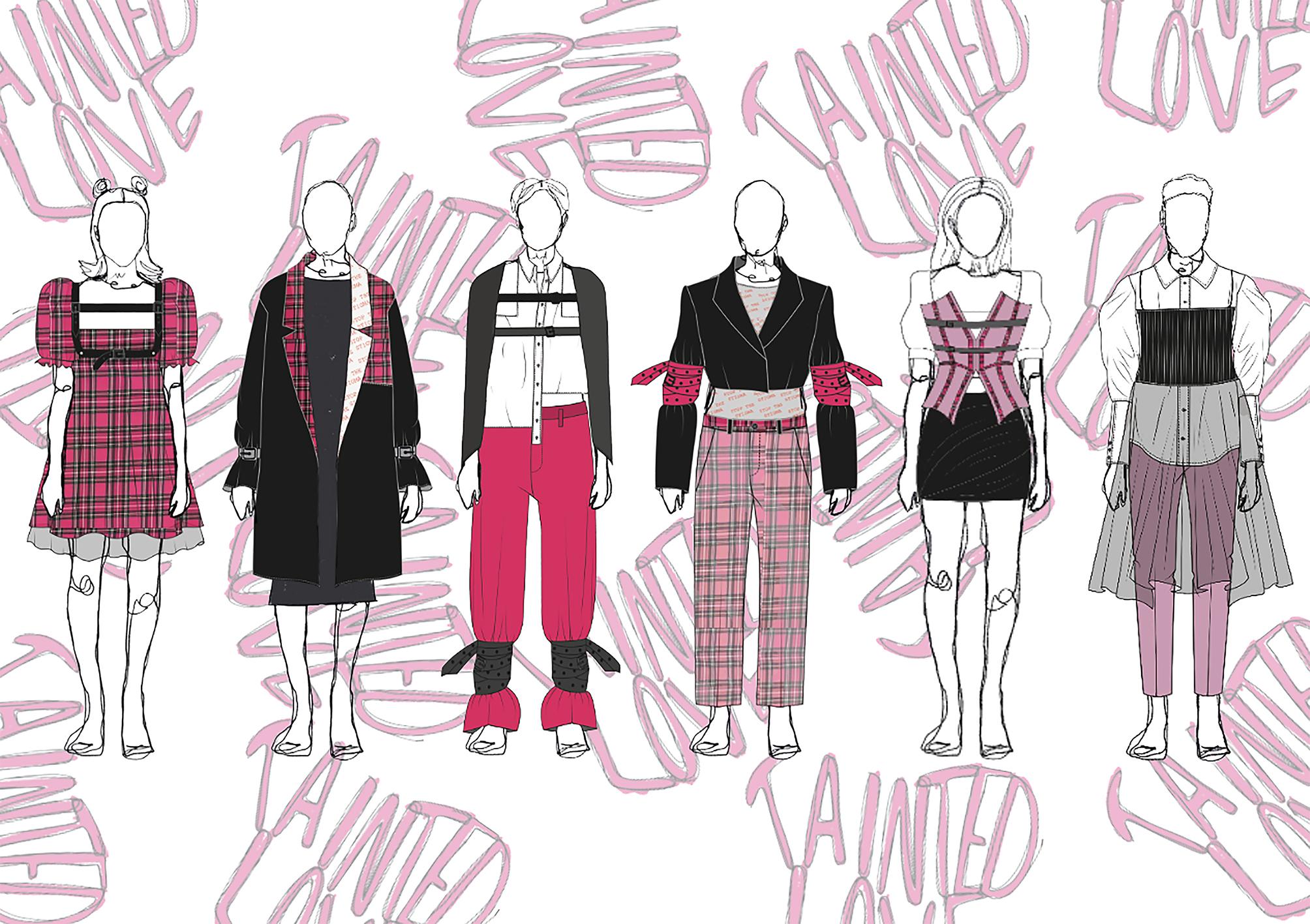 Amelia Christie Fashion Design and Promotion