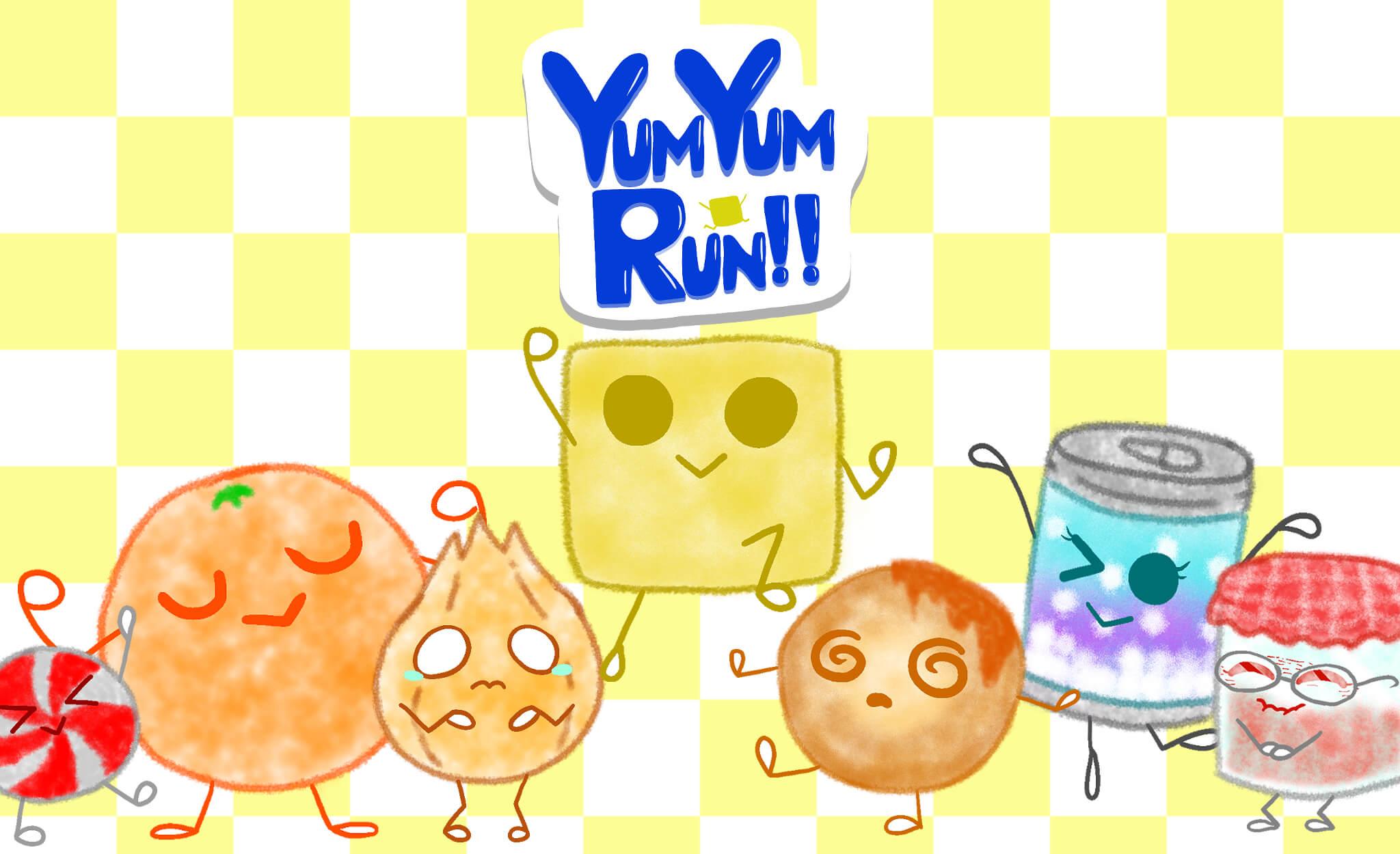 Maya_Tomlinson-Yum-Yum-Run_Promo