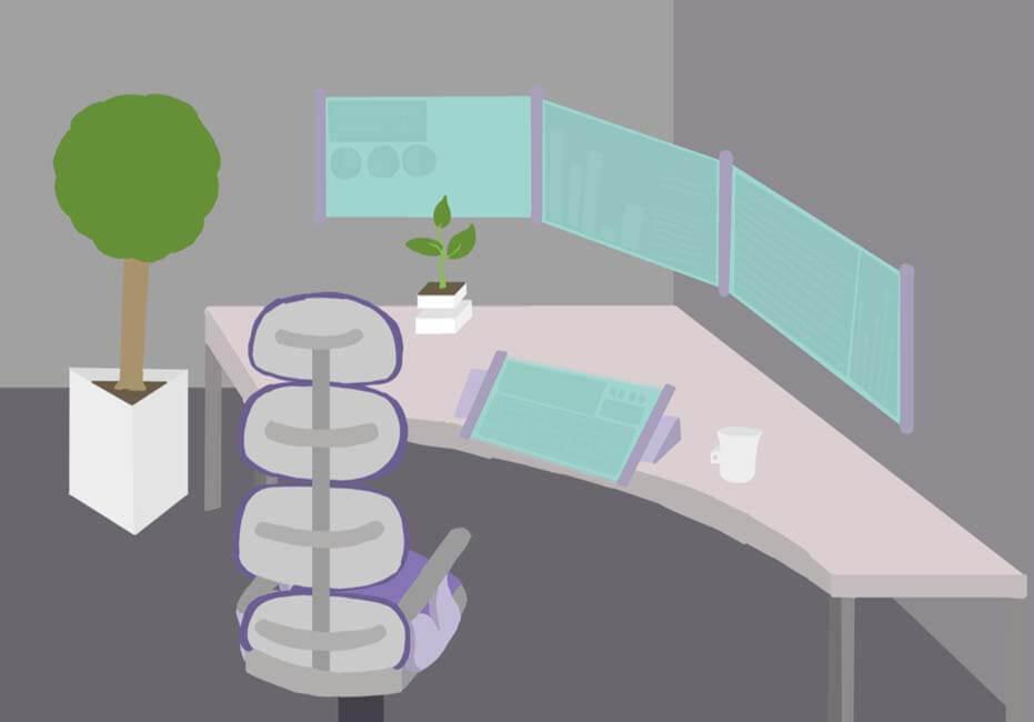 Harry_Lynam-Futuristic_Desk_Concept